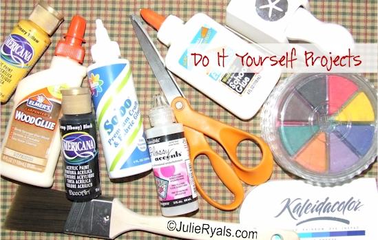 Julie Ryals - Do It Yourself (DIY)